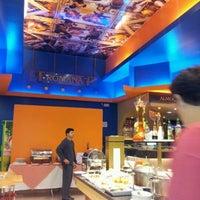 Photo taken at Confeitaria Romana by Dennis G. on 5/15/2012