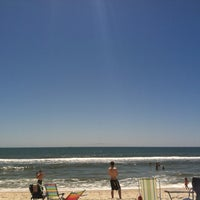 Photo taken at Robert Moses State Park Beach by Dana M. on 6/16/2012