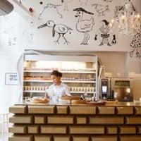 Photo taken at Stock Café by Imara L. on 4/13/2012