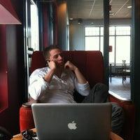 Photo taken at Starbucks by Dan B. on 4/24/2012