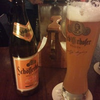 Photo taken at Bierstube by Cristian G. on 10/1/2011