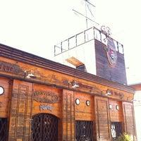 Photo taken at Pizzaria Cara de Mau by Yamil D. on 7/27/2011