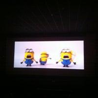 Photo taken at Cinesystem by Bruno L. on 6/3/2012
