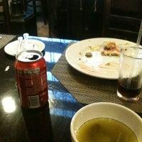 Photo taken at Restaurante El Patio de Hotel Pueblo Amigo by Fabian V. on 8/27/2012