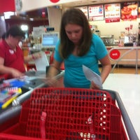 Photo taken at Target by Fred D. on 7/27/2012