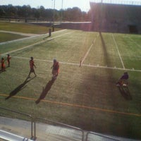 Photo taken at Kelley Reeves Athletic Complex by michael h. on 9/24/2011