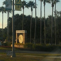 Photo taken at University of South Florida by Robert M. on 1/5/2012