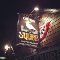 Photo taken at Chatham Squire Restaurant by Michael T. on 11/18/2011