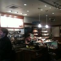 Photo taken at Peet's Coffee & Tea by Vinod P. on 4/18/2012