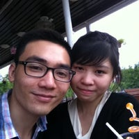 Photo taken at Happy House Coffee by nuna m. on 4/21/2012