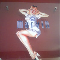 Photo taken at Marvin American Burgers by Fatima P. on 9/7/2012