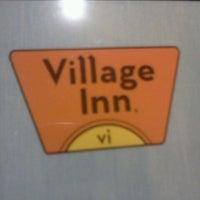 Photo taken at Village Inn by Jess K. on 10/25/2011