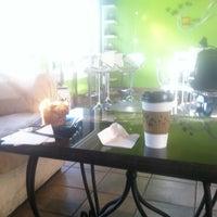 Photo taken at Cafe Alibi by Michaelariya Z. on 2/20/2012