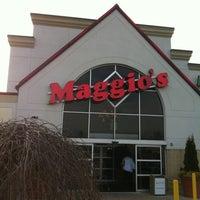 Photo taken at Maggios Restaurant, Bar & Ballroom by Teddy W. on 3/16/2012