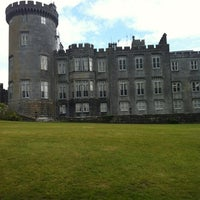 Photo taken at Dromoland Castle Hotel by Pat C. on 4/30/2012