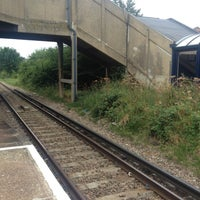 Photo taken at Stoneleigh Railway Station (SNL) by Mike N. on 8/29/2012