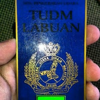 Photo taken at Oficcer's Mess,Labuan Airbase. by Cyril V. on 7/28/2012