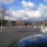 Photo taken at Rose Bowl Loop by Ernie on 2/13/2012