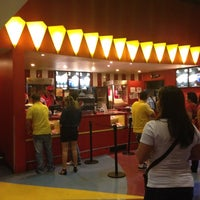 Photo taken at Cines Unidos by Edgardo G. on 6/24/2012
