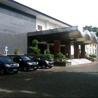 Photo taken at Pertamina Unit Pemasaran III by Achmad M. on 3/14/2012