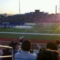 Photo taken at Bob Shelton Stadium by Andrew on 6/2/2012