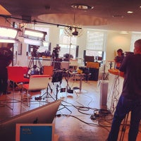 Photo taken at The Huffington Post by Chris M. on 8/7/2012