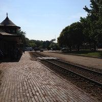 Photo taken at Amtrak Station (KWD) by Brad L. on 5/24/2012