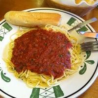 Photo taken at Olive Garden by Lorraine on 7/21/2012