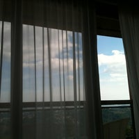 Photo taken at Blue Mountain Hotel & SPA by Charyana G. on 9/5/2012