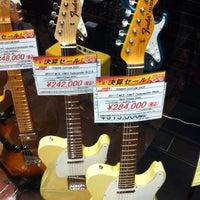 Photo taken at 山野楽器 銀座本店 by Masashi S. on 3/2/2012