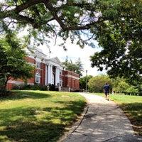 Photo taken at Hamilton Smith Hall by Jason B. on 8/14/2012