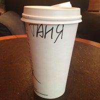 Photo taken at Starbucks by Tanya G. on 8/18/2012
