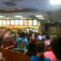 Photo taken at Chick-fil-A Meridian Crossroads by Jake H. on 8/1/2012