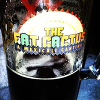 Photo taken at Fat Cactus Mexicali Cantina by Matthew S. on 4/25/2012
