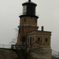 Photo taken at Split Rock Lighthouse by Jesse L. on 3/23/2012