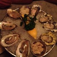 Photo taken at Blue Ribbon Brasserie by Josh P. on 8/4/2012