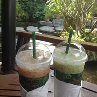Photo taken at Café Amazon by Sirikamon T. on 7/12/2012