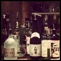 Photo taken at Sake Bar Hagi by Emily on 8/26/2012