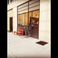 Photo taken at Gasoline Alley Coffee by Miye M. on 2/10/2012