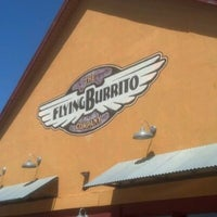 Photo taken at Flying Burrito Company by Melissa S. on 4/24/2012