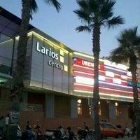 Photo taken at C.C. Larios Centro by Khalid H. on 9/12/2012