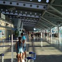 Photo taken at Podgorica Airport (TGD) by Алексей К. on 8/18/2012