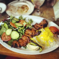 Photo taken at Reyhan Persian Grill by Nick P. on 6/13/2012