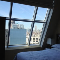 Photo taken at Four Points by Sheraton Manhattan SoHo Village by Andrew F. on 7/6/2012