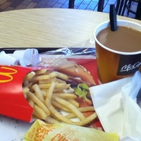Photo taken at McDonald's by Evgeny on 7/25/2012