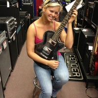 Photo taken at Guitar Center by Danika M. on 3/15/2012