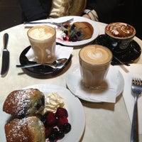 Photo taken at Riva Cafe & Bar by Djoni T. on 6/3/2012