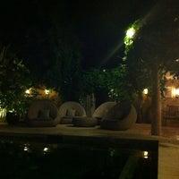 Photo taken at Villa Balquisse Bali by Jérôme D. on 5/23/2012