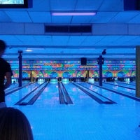 Photo taken at Funtime Bowl by Evan C. on 6/23/2012