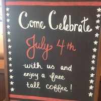 Photo taken at Starbucks by Kristen R. on 7/3/2012